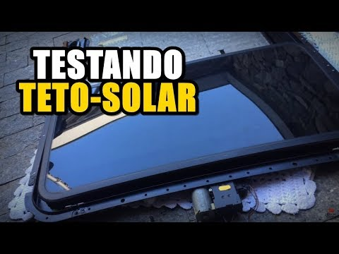 Chevrolet Astra - Testando Teto-Solar - Vectra, Zafira... | GM, Opel, Vauxhall