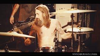 Weedeater - 14 - Gimme Back My Bullets (Lynyrd Skyrnyrd cover) - Live@Metropol, Kiev [12.06.2015]