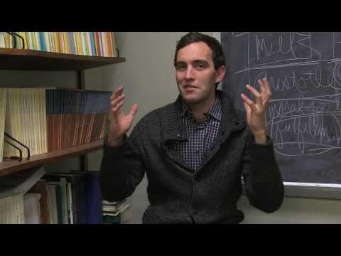 The Graduate Center, CUNY | Philosophy Department | Daniel Harris Interview