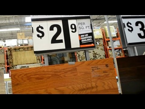 США. Гипермаркет The Home Depot, ЦЕНЫ на Стройматериалы и мн др. Часть 1