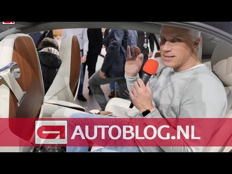 Autosalon Genève 2018 - Deel 1