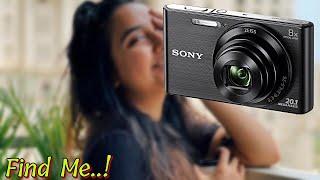 Sony Cyber Shot Dsc w830 -- Photography and Camera Test Sony w830 Video Test -- Camera Zoom Test