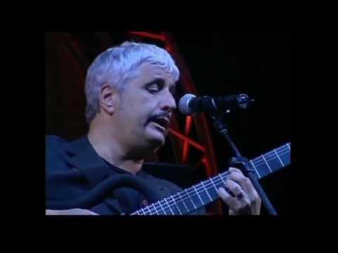 Pino Daniele Napule è live Piazza Plebiscito Napoli 2004