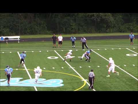 Burgettstown vs Washington Middle School (8-30-17)