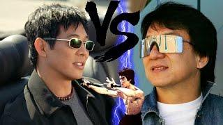 Video Jet Li vs Jackie Chan! ☯ - Prime Martial Arts Fights | Wushu Versus Southern Style. Training. download MP3, 3GP, MP4, WEBM, AVI, FLV Februari 2018
