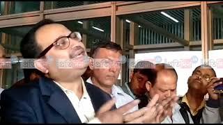 Kunal Ghose complains against Kolkata CP