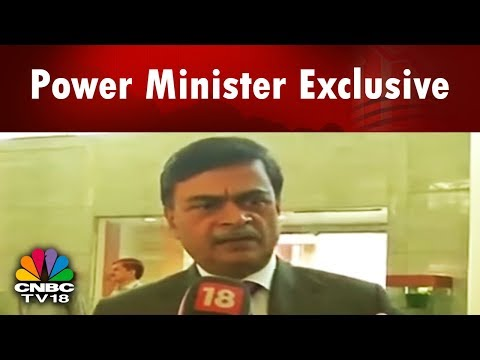 Power Minister Exclusive | SPV Proposed for Stressed Thermal Power Assets | CNBC TV18