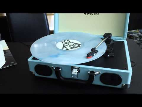 crosley record player user guide