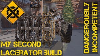 Crossout My Second Lacerator Build