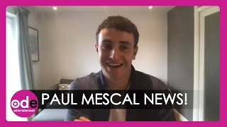 Normal People: Paul Mescal on what it's like watching his own scenes!