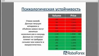 Forex. Психика и механика рынка