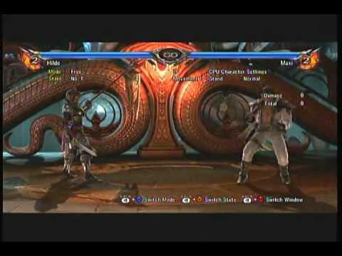 Soul Calibur V - Critical Edge Breakdown