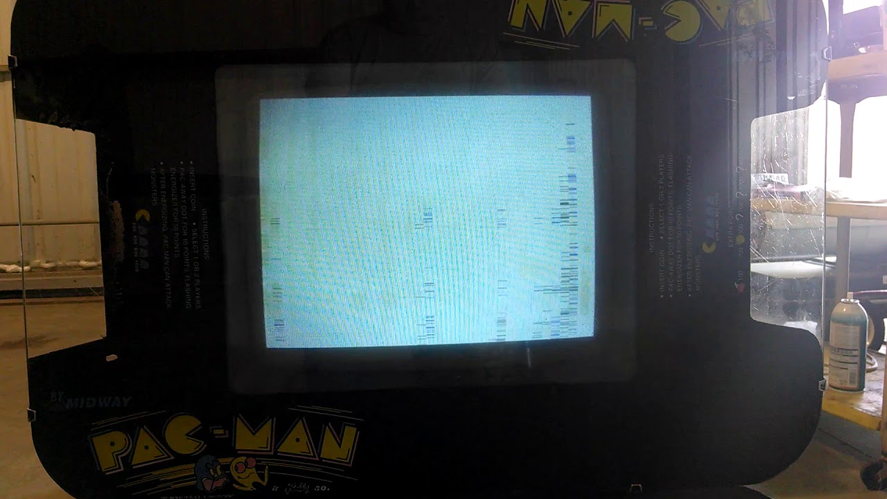 identifying original pac man board arcade and pinball atariage forums [ 1280 x 720 Pixel ]
