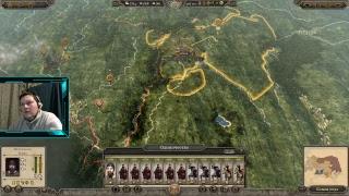 Total War: Attila. Славянские государства, легендарка! Часть 2.