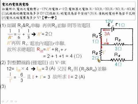 克希荷夫定律   FunnyCat.TV