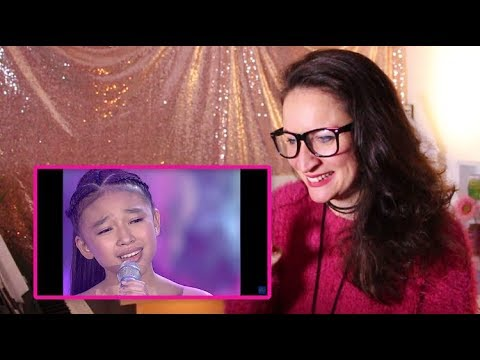 Vocal Coach REACTS to ANNETH -JEALOUS (Labrinth )Indonesian Idol Junior 2018