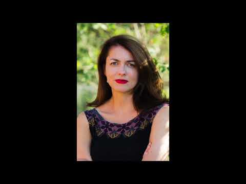 Iryna Reyn: Anna Karenina reminded me of myself. Interview at Columbia U, Nov 2017