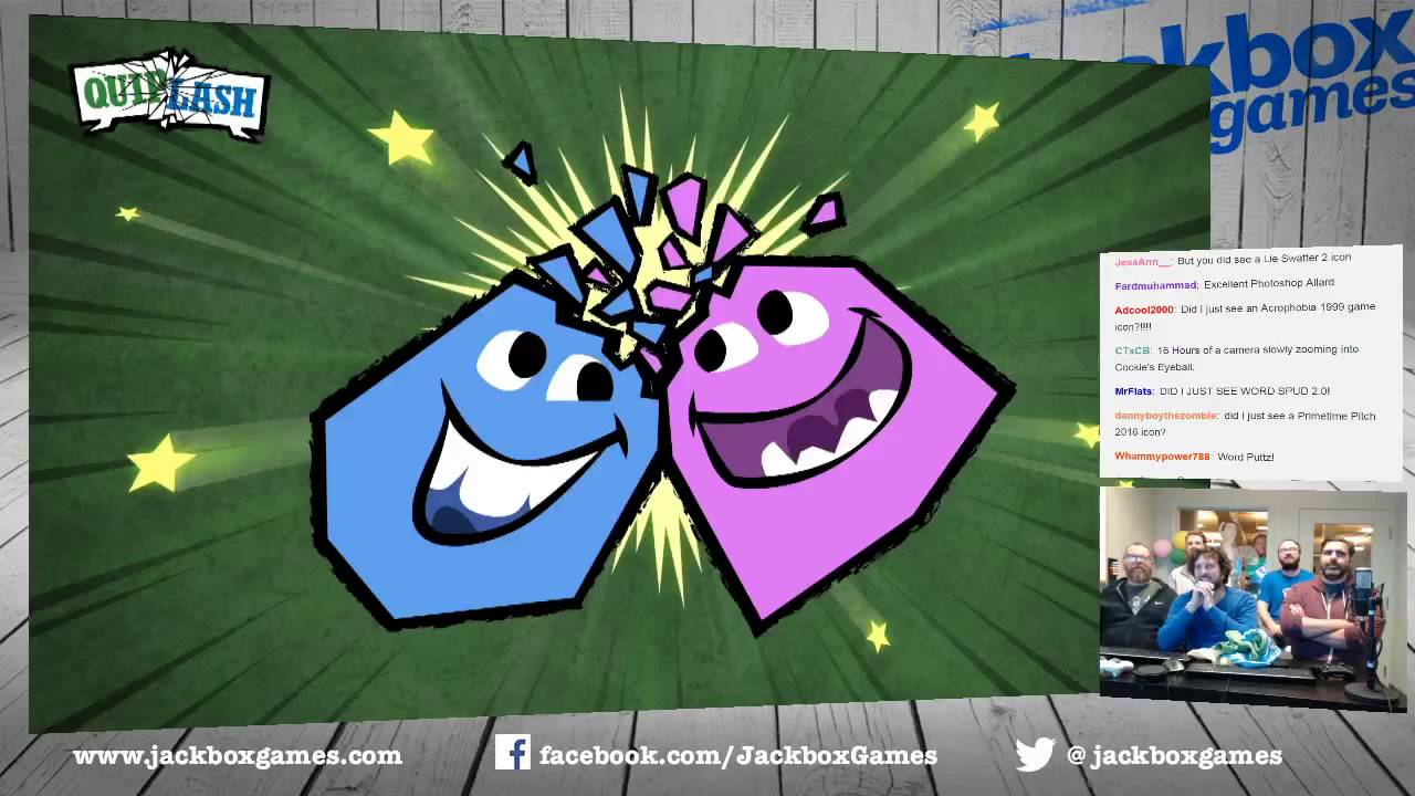 11.6.15 - Jackbox Games on Apple TV and general insanity ...