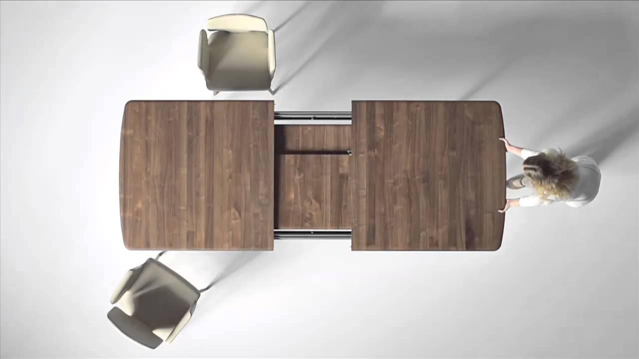 team 7 flaye tisch youtube. Black Bedroom Furniture Sets. Home Design Ideas