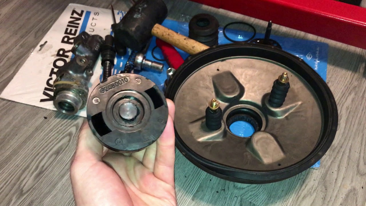 Part 2 How Does The Brake Booster Work