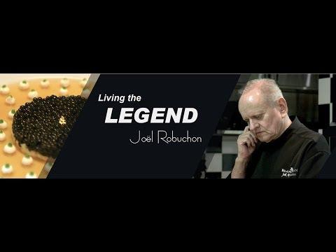 Joël Robuchon: Living the Legend | 传奇一生