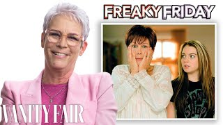 Jamie Lee Curtis Breaks Down Her Career, from 'Halloween' to 'Freaky Friday' | Vanity Fair