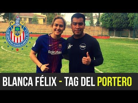 BLANCA FELIX - TAG DEL PORTERO