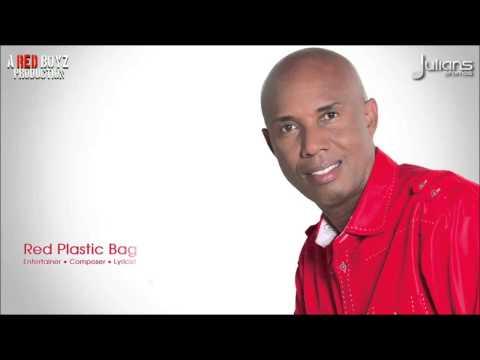 Red Plastic Bag - Spontaneous