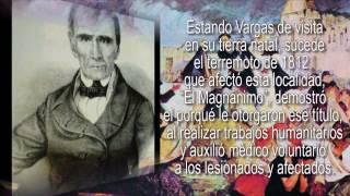 Video de la vida de José María Vargas
