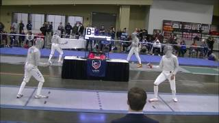 2017 Jan NAC Div I WS Quarters Ryan Jenkins vs Monica Aksamit