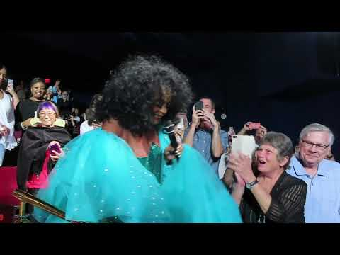 Diana Ross - I'm Coming Out (Entrance From Back Of Wynn Encore Theater, Las Vegas, June 15, 2019)