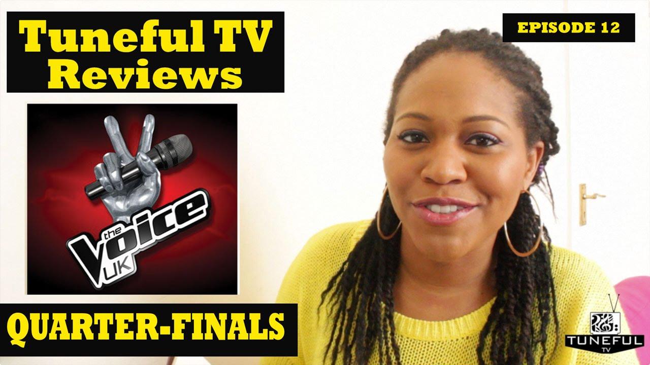 Download The Voice UK SE 4 Ep 12 - LIVE QUARTER-FINALS -  #TunefulTVReviews