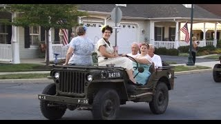 Carroll Lutheran Village, WWII Parade