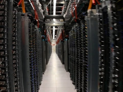 Did the NSA tap into Google and Yahoo data centers?