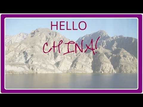 TRAVEL VLOG: China-Mongolia Border Crossing on the Train