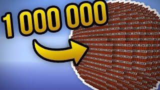 EXPÉRIENCE: FAIRE EXPLOSER UN MILLION DE TNT !