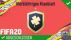 55K SET! 🔥🍀 VIERBLÄTTRIGES KLEEBLATT SBC! [BILLIG/EINFACH] | GERMAN/DEUTSCH | FIFA 20 ULTIMATE TEAM