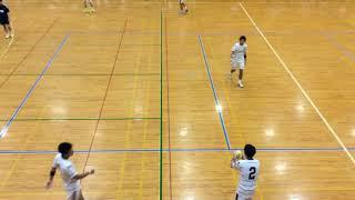 H29 ハンドボール秋季二部リーグ 立教大vs 関東学院(4/5)