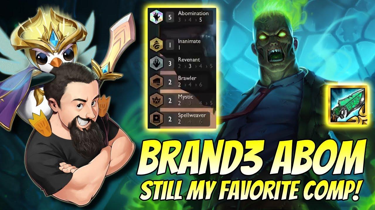 Download Brand3 Abom - Still my favorite comp!   TFT Reckoning   Teamfight Tactics