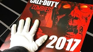 Zombies Year 2017 Unboxing + Mystery Gift From Activision