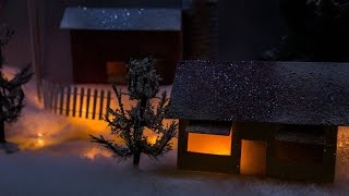 Ken Wingard's Diy Christmas Village