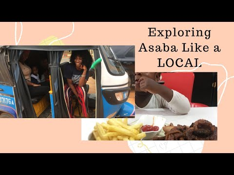 HOW TO EXPLORE ASABA, NIGERIA LIKE A LOCAL. #Asaba #Nigeria #Vlog
