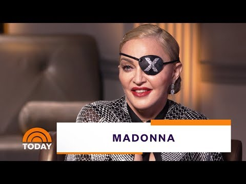 Madonna Opens Up About 'Madame X' & Motherhood - Full Interv