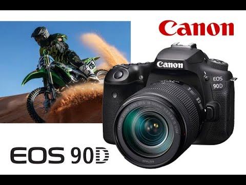 Đánh giá Canon EOS 90D - con lai giữa dòng 2 số và 7D trứ danh?