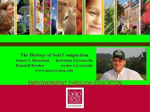 The Biology of Soil Compaction