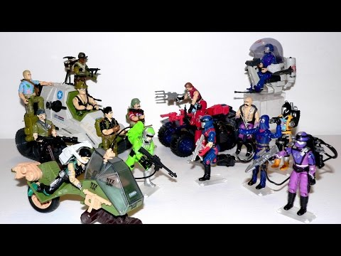 How To Start Collecting G.I. Joe Toys