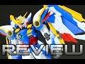 RG 1/144 Wing Gundam EW - MOBILE SUIT GUNDAM WING ENDLESS WALTZ - Gunpla Review…