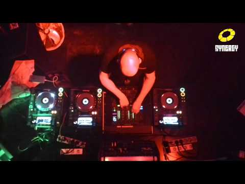 Darren Porter Live @ SYNERGY Borderline Basel (20.05.2017)