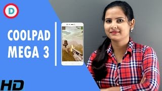Coolpad Mega 3 All specifications and Features in Hindi POWER OF 3