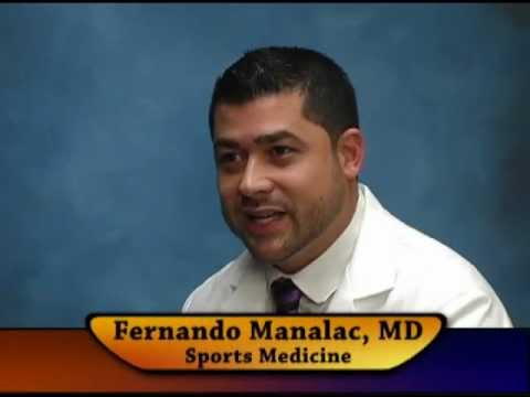 Best Sports Medicine Physicians in South Florida: Fernando Manalac, MD, MMM
